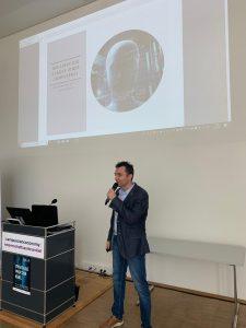Photo - Event Digitale Woche Kiel Sedptember 2019 - Stefan Tecuceanu at MeetPlace Group v02